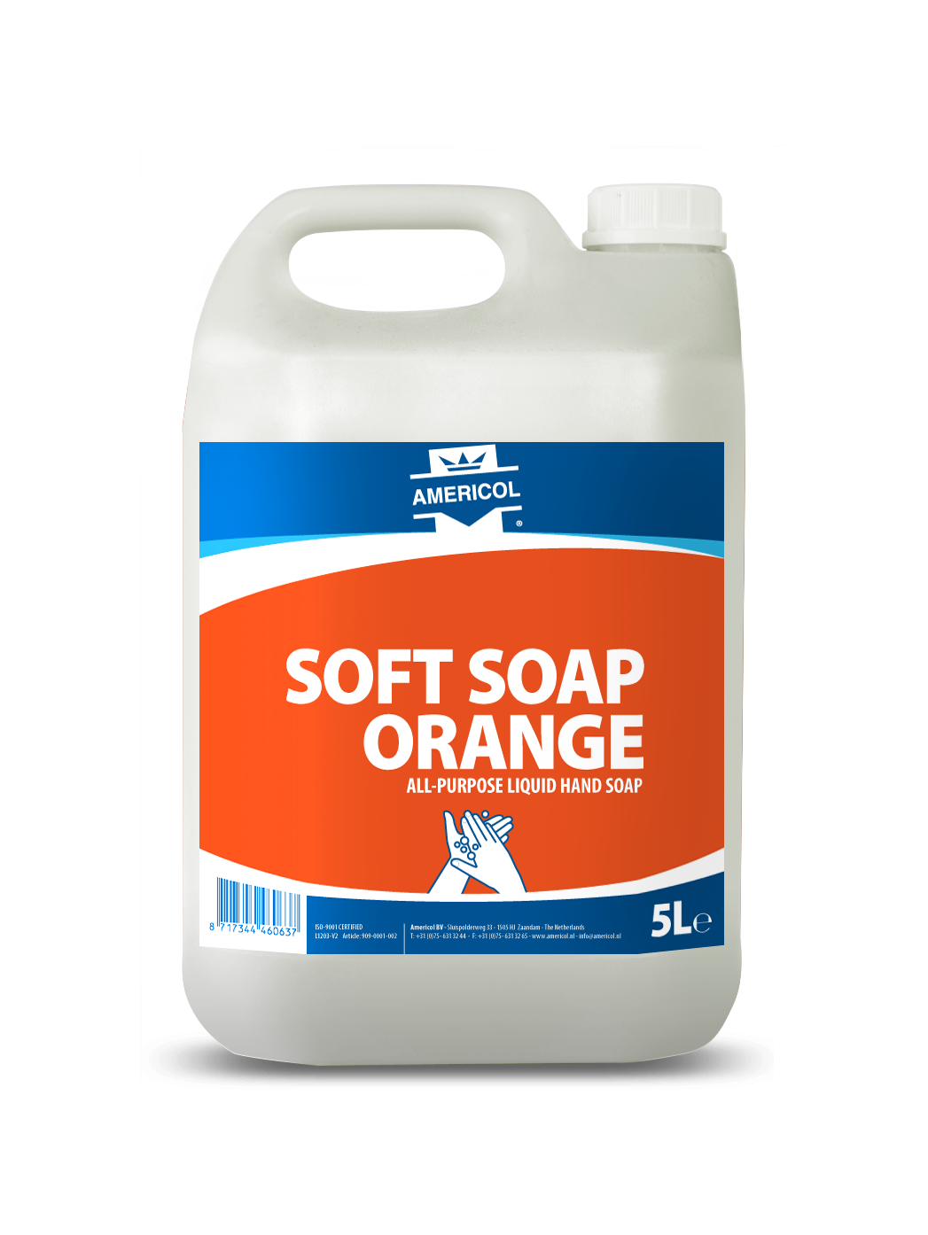 Softsoap (Can 5 Liter)